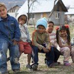 Roma kids