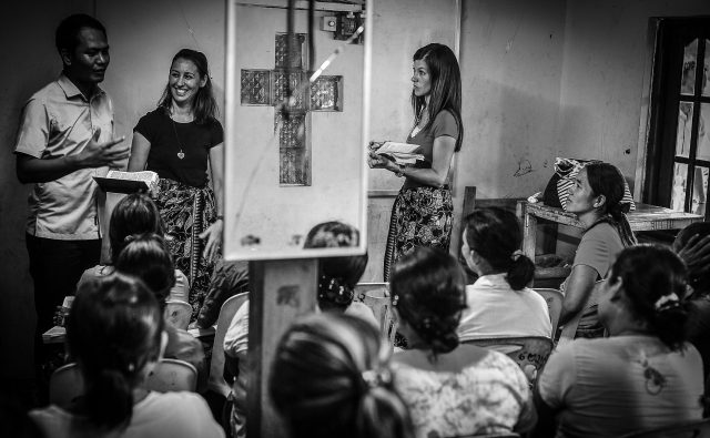 Teaching on outreach