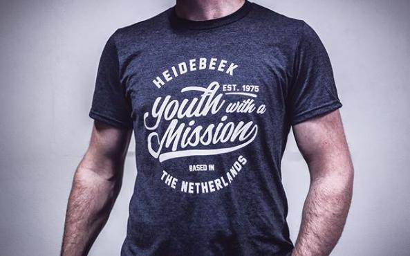 YWAM Heidebeek shirt