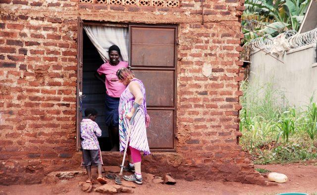 Outreach Oeganda