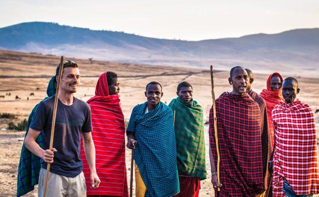 Kairos Course: Mission Afrika