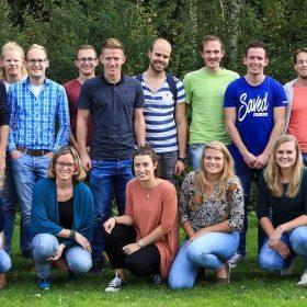 DTS Open Dag: studenten