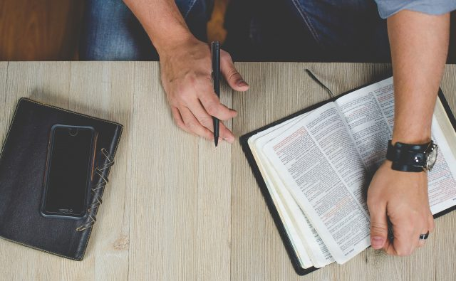 Haal meer uit de Bijbel: bijbelstudie