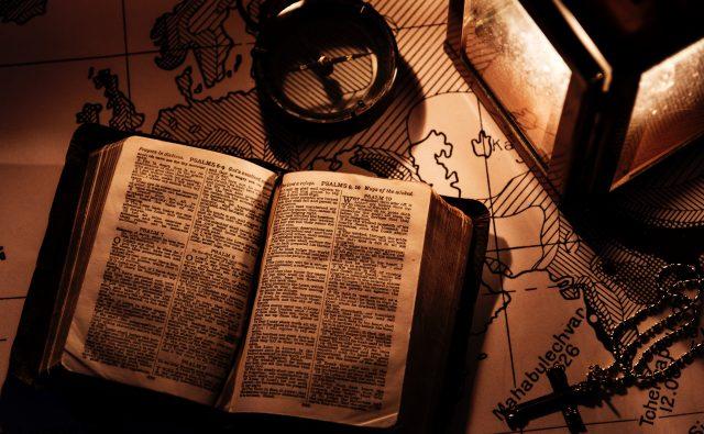 Ontdek de wereld van de Bijbel